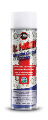 Dr. Foamy Enzyme Carpet Cleaner