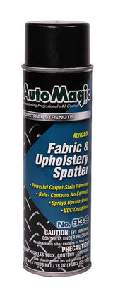 Fabric/Upholstery spotter carpet cleaner