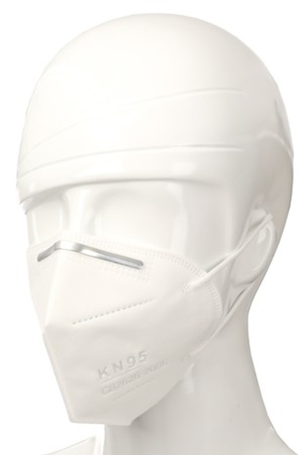 FDA Approved Four-Layer Protection Mask with Multi-layered material composite structure, using two methods of electrostatic capture and physical barrier to filter different particles providing 95% Protection.
