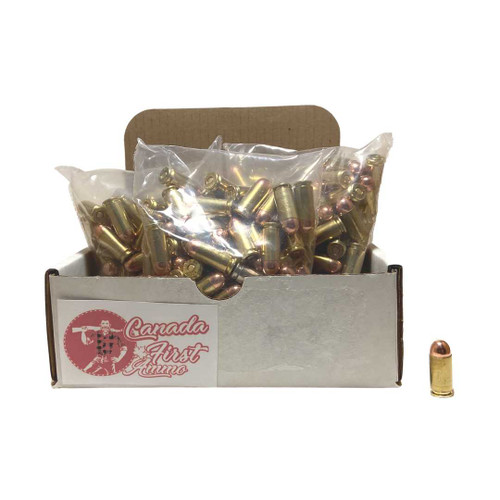 IPSC Reloads 40 S&W Ammunition