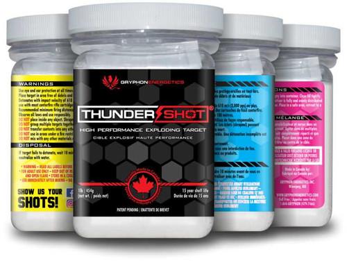 Thundershot Explosive Targets Shop All