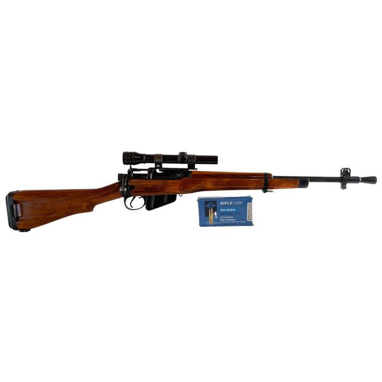Lee Enfield No. 5 Mk I Jungle Carbine (Sporterized) Firearms