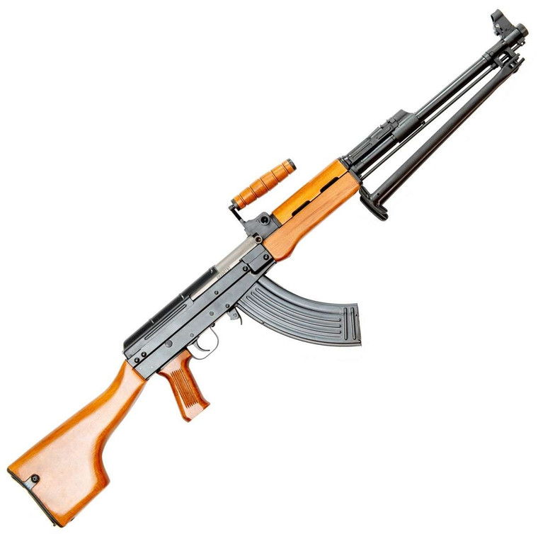 Type 81 LMG 7.62x39mm Firearms Canada First Ammo Corp.
