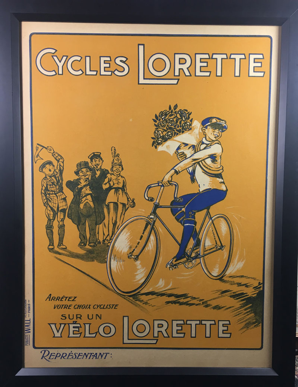 Cycles Lorette by Wall