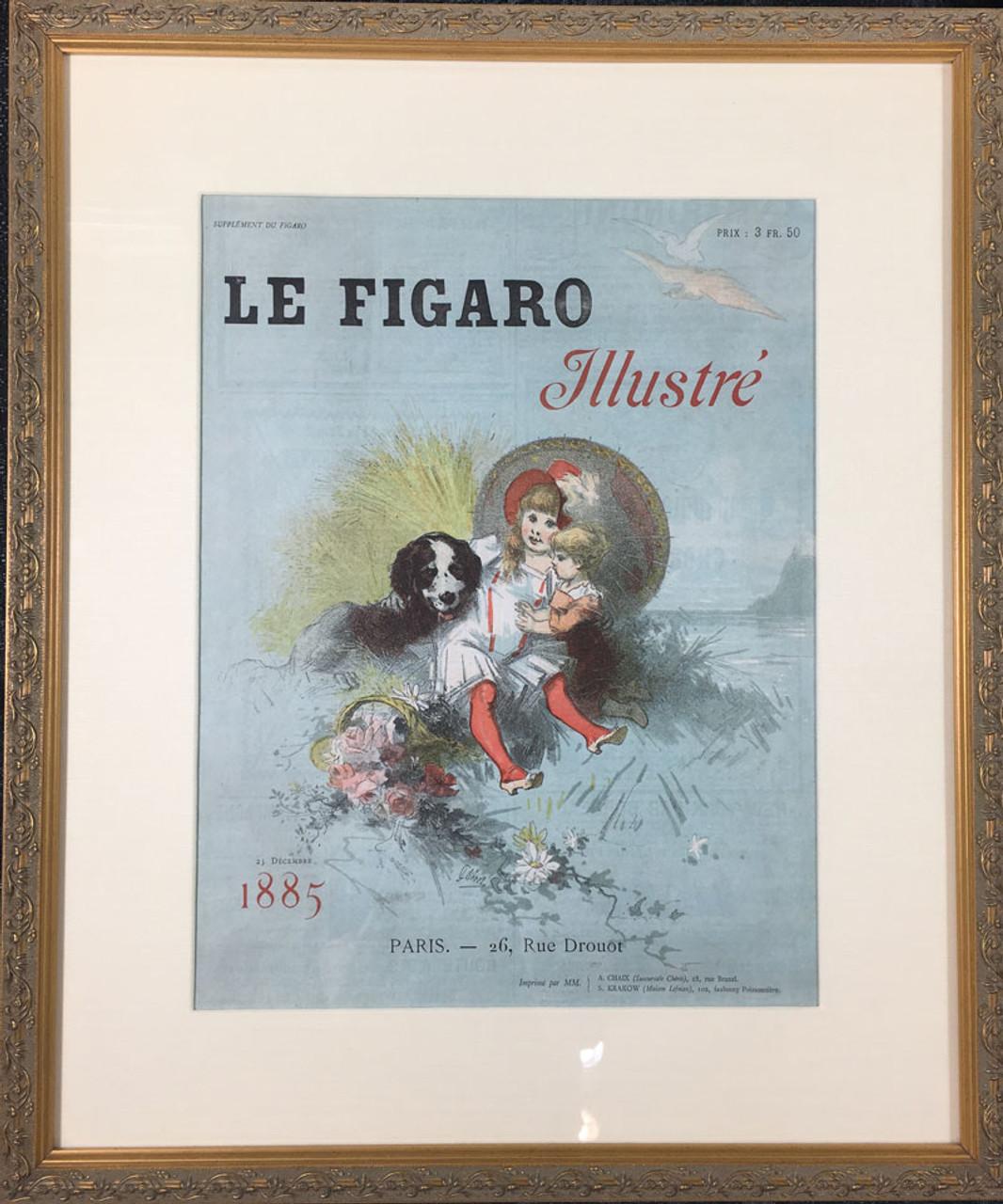 Le Figaro Magazine Cover