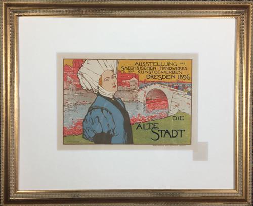 Maitre de L'Affiche Plate 68 (Ausstelung Dresden)