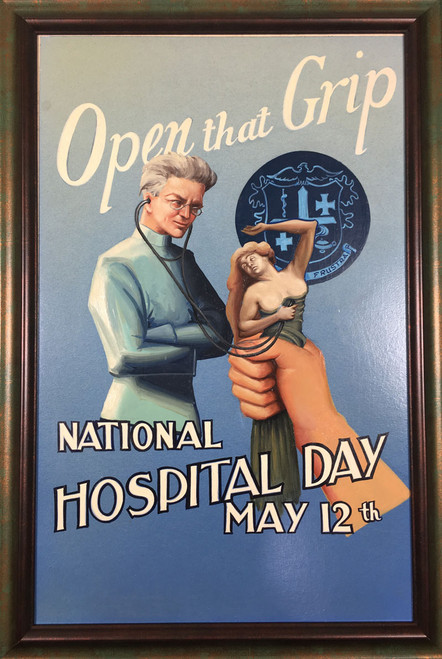 Open That Grip National Hospital Day May 12