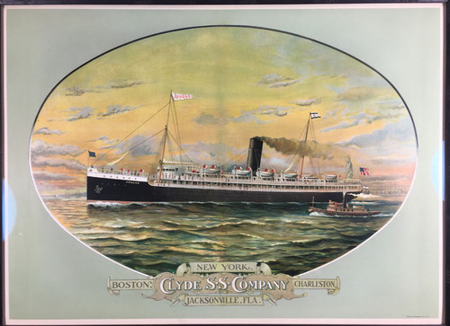 SS Apache Clyde Steamship Co.