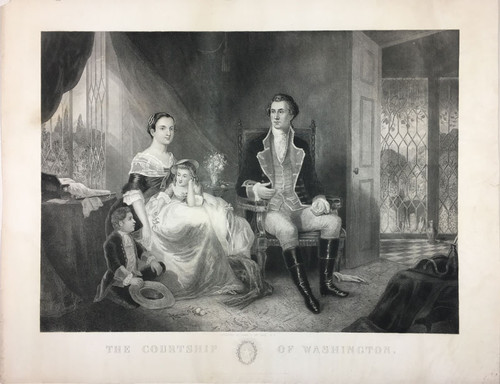 The Courtship of Washington