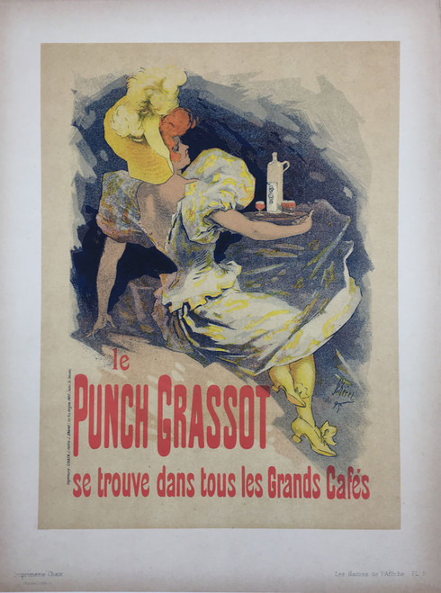 Matires de L'Affiche Plate 5 - The Punch Grassot