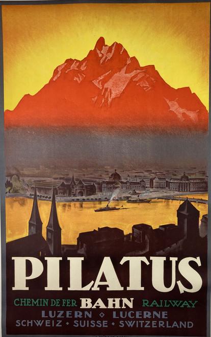 Pilatus Bahn