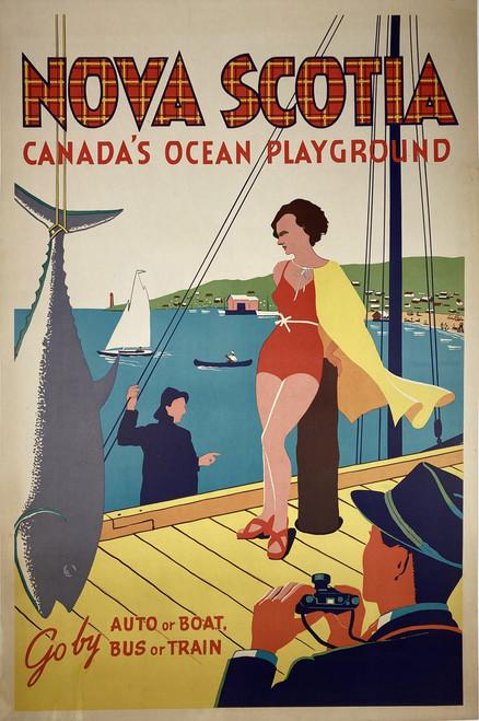 Nova Scotia Canada's Ocean Playground