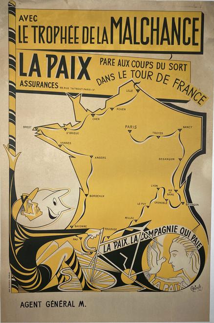Paix Tour de France