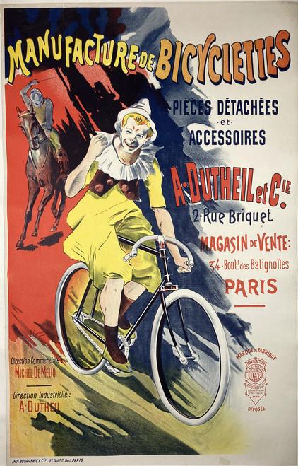 Dutheil et Cie Bicyclettes