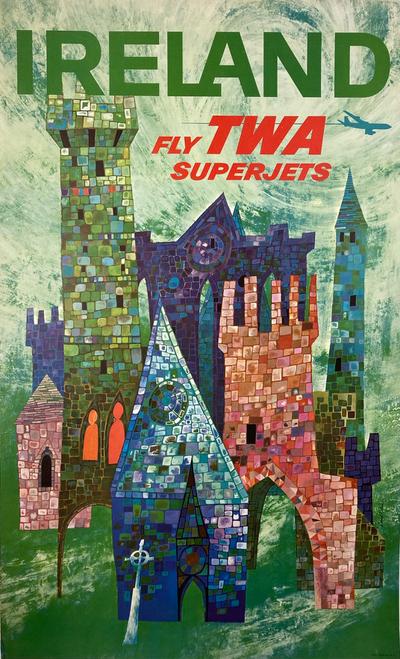 Ireland Fly TWA Superjets