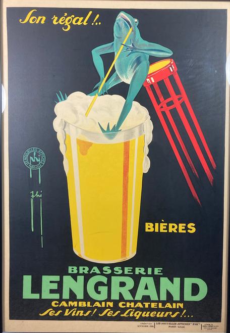 Brasserie Lengrand Camblain Chatelain