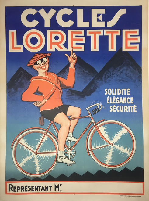Cycles Lorette by Fleury-Bourges