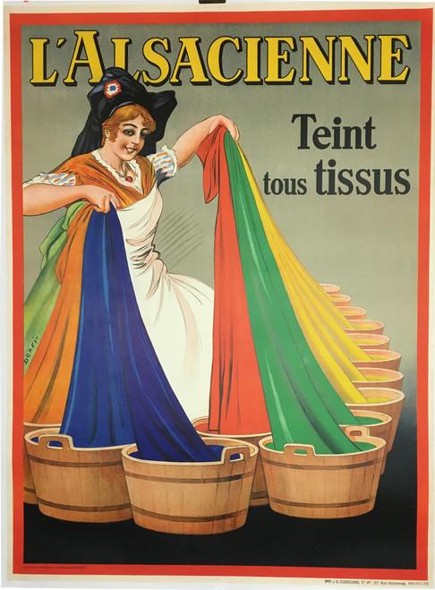 L'Alsacienne Teint Tous Tissus