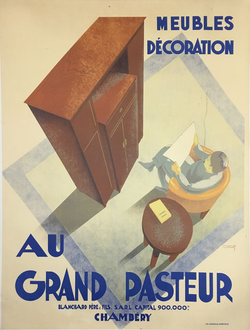 Au Grand Pasteur Meubles Decoration