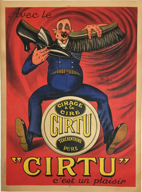 Cirtu Shoe Polish