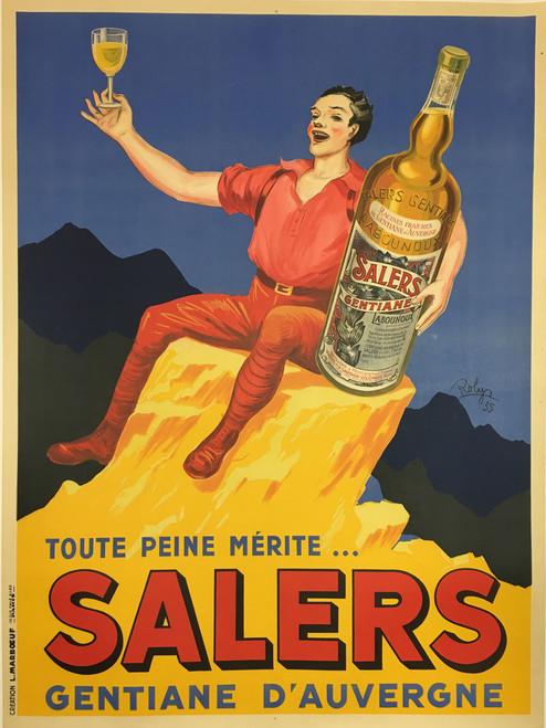 Salers Liqueur