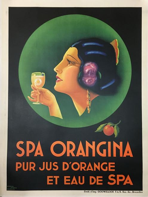 Spa Orangina