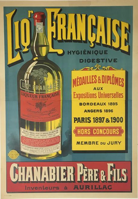 Liqueur Francaise