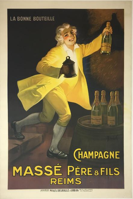 Champagne Massé Pere et Fils Reims