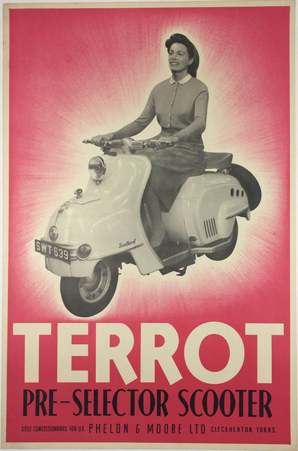 Terrot Scooter