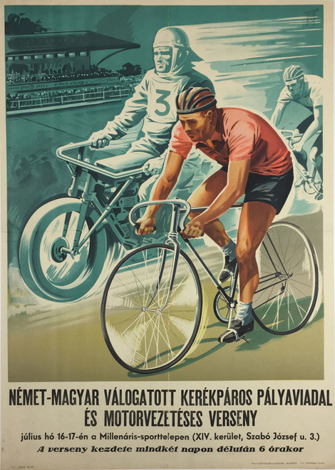 Hungarian Cycling Race