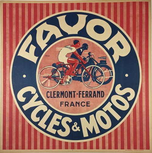 Favor Cycles & Motos