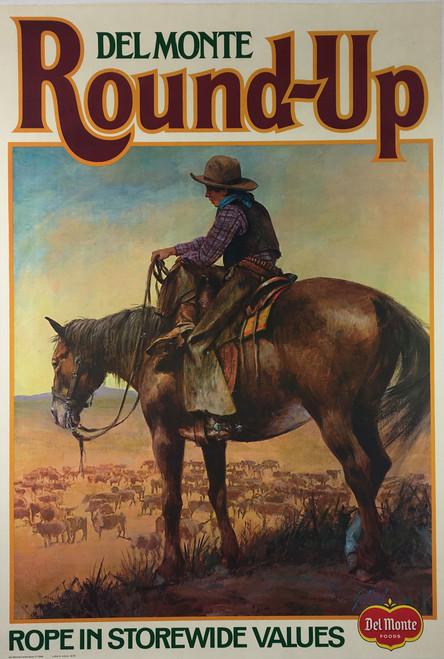 Del Monte Round Up Store Ads Cowboy Up