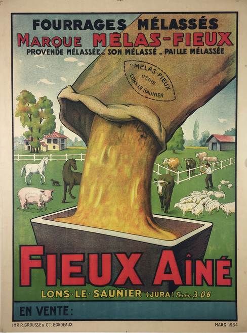 Fieux Aine Feed Additive