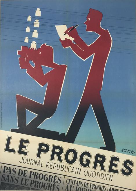 Le Progres Newspaper