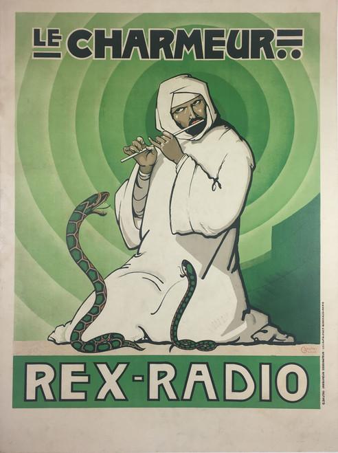 Rex Radio Snake Charmer