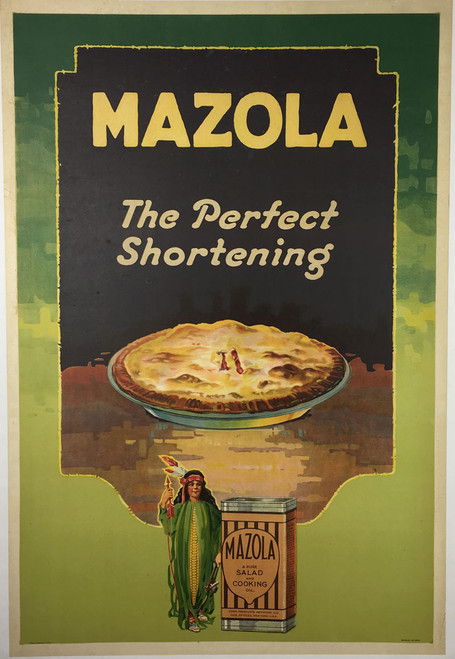 Mazola The Pefect Shortening