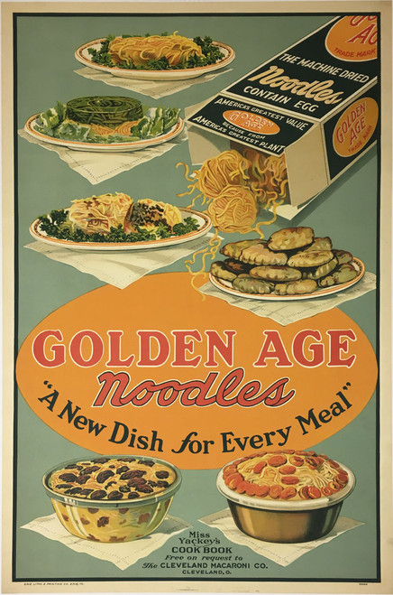 Golden Age Noodles