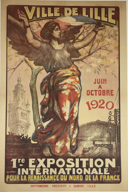Ville de Lille 1er Exposition Internationale