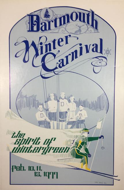 Dartmouth Winter Carnival 1977