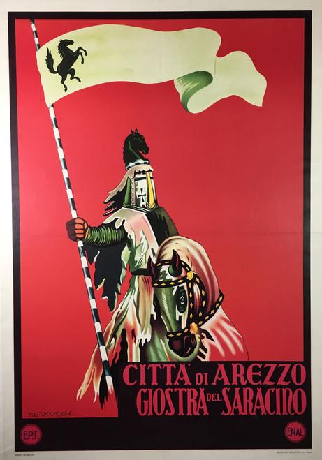 Citta' di Arezzo Giostra del Saracino