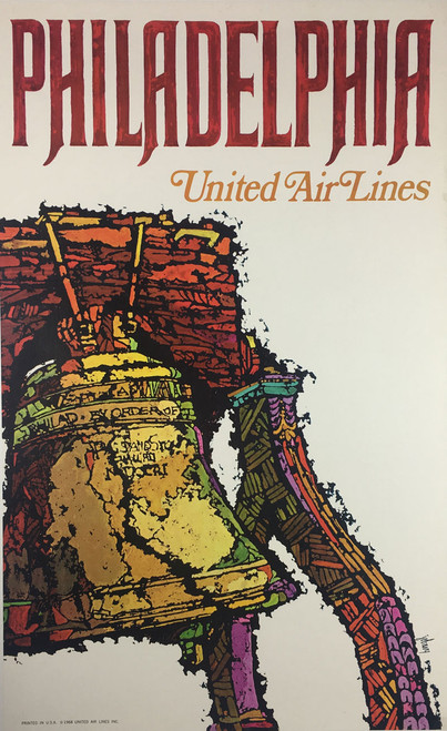 Philadelphia United Air Lines