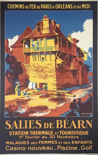 Salies de Béarn Station Thermale et Touristique