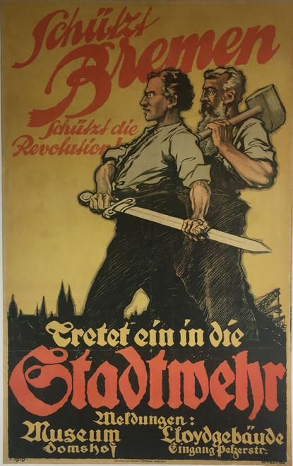 Defend Bremen, Defend the Revolution