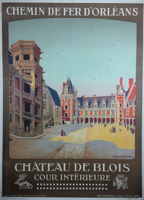 Chàteau De Blois