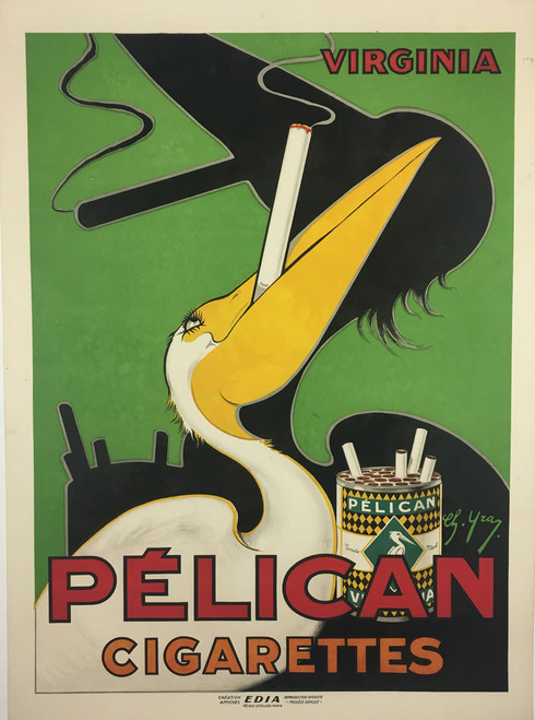 Pelican Cigarettes