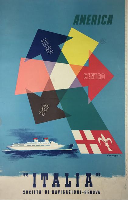 Italia Boat Line America