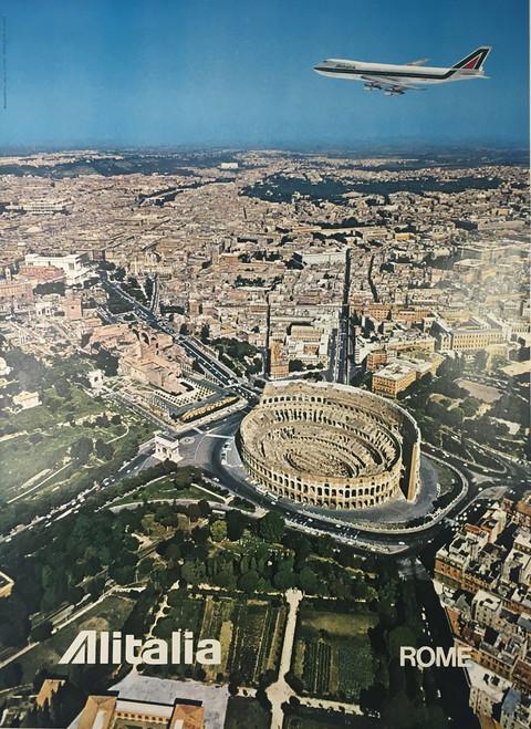 Rome Alitalia