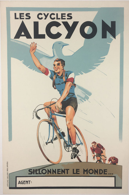 Alcyon Cycles Racer