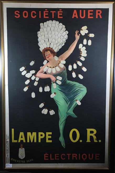 Lampe O R