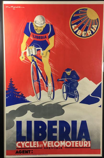 Liberia Cycles et Velometeurs